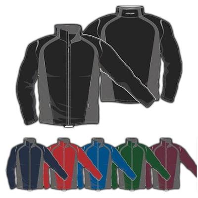 Response R8 Warm Up Jacket (Louisville TPS Response R8 Hockey Warm Up Jacket - Youth)