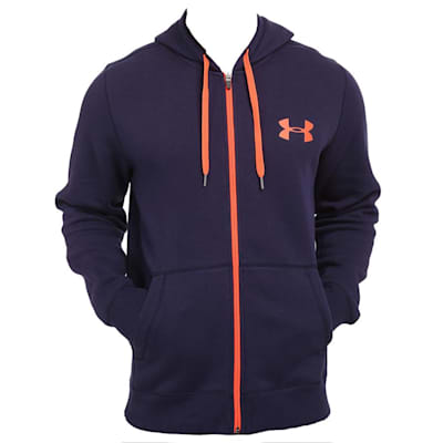 Under Armour Rival Hockey Hoodie (Under Armour Rival Full Zip Hockey Hoodie - Senior)