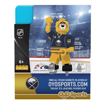 G3 Minifigure - Sabertooth BUF (OYO Sports Sabertooth G3 Minifigure - Buffalo Sabres)