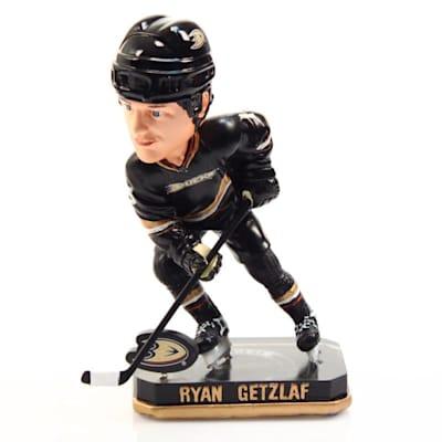 Anaheim Ducks - Ryan Getzlaf (Forever Collectibles Springy Logo Base Bobble Head - Anaheim Ducks - Ryan Getzlaf)