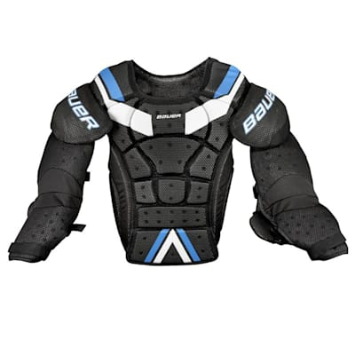 Bauer Street Hockey Goalie Chest and Arm (Bauer Street Hockey Goalie Chest and Arm Protector - Senior)