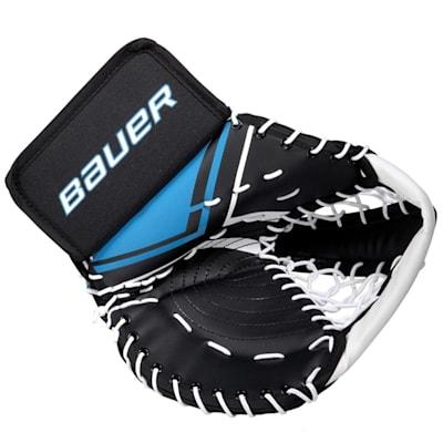 (Bauer Street Hockey Goalie Catch Glove Senior - Senior)