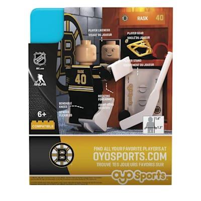G3 Minifigure - Rask BOS (OYO Sports Tuukka Rask G3 Minifigure - Boston Bruins)