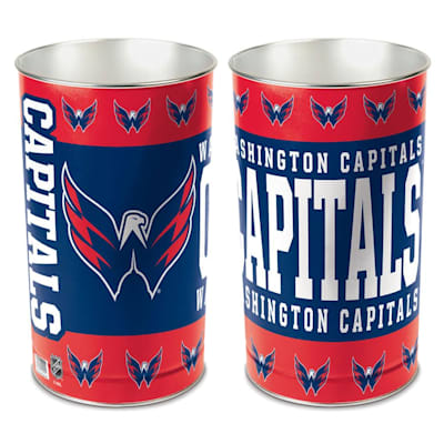 WinCraft Hockey Wastebasket - Washington (Wincraft Hockey Wastebasket)
