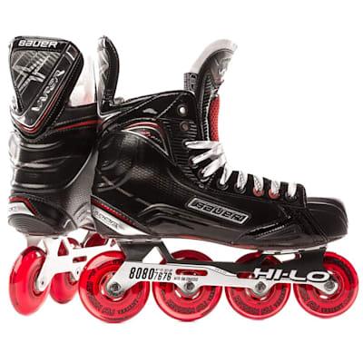(Bauer Vapor XR600 Inline Hockey Skates - 2017 Model - Junior)