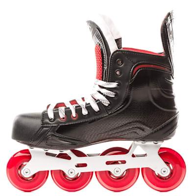 Inside View (Bauer Vapor XR600 Inline Hockey Skates - 2017 Model - Junior)