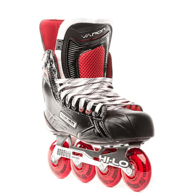 Toe View (Bauer Vapor XR600 Inline Hockey Skates - 2017 Model - Junior)