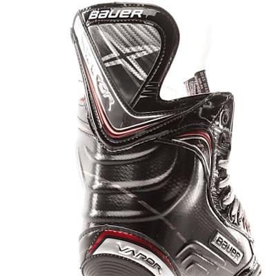 Heel View (Bauer Vapor XR600 Inline Hockey Skates - 2017 Model - Junior)