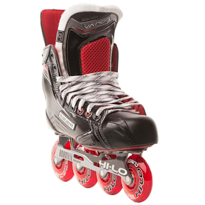 Toe View (Bauer Vapor XR500 Inline Skates - 2017 Model - Senior)