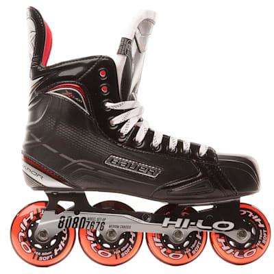Outside View (Bauer Vapor XR400 Inline Hockey Skates - 2017 Model - Junior)