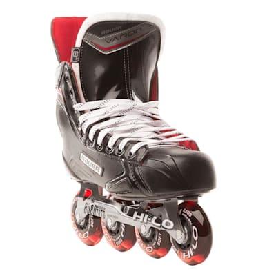 Toe View (Bauer Vapor XR400 Inline Hockey Skates - 2017 Model - Junior)