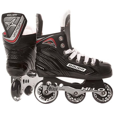 (Bauer Vapor XR300 Inline Skates - 2017 Model - Youth)