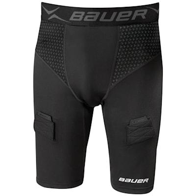 NG 2 Premium Comp Jock Shorts (Bauer NG 2 Premium Compression Hockey Jock Shorts - Senior)