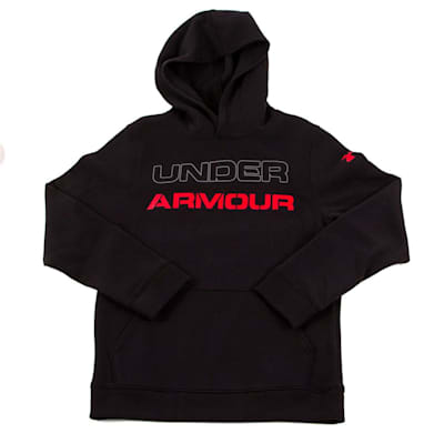 (Under Armour Sportstyle Hoody - Youth)
