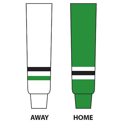 (NHL Team Socks - Dallas Stars - Intermediate)