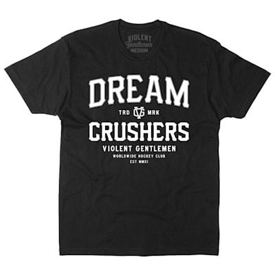 Dream Crush T-Shirt (Violent Gentlemen Dream Crush Hockey Shirt - Senior)
