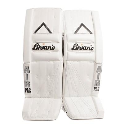 Brians Heritage Leg Pads (Brians Heritage Goalie Leg Pads - Senior)