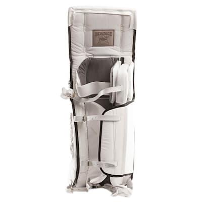 Heritage Leg Pads - Back (Brians Heritage Goalie Leg Pads - Senior)