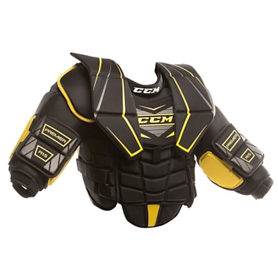 Front View - Slightly Offset (CCM Premier R1.5 Goalie Chest And Arm Protector - Junior)
