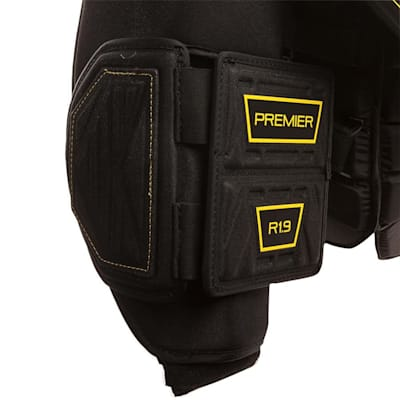 Premier R1.9 Chest Protector (CCM Premier R1.9 Goalie Chest And Arm Protector - Senior)