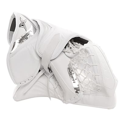 Vapor 1X Goal Glove (Bauer Vapor 1X Goalie Catch Glove - Senior)