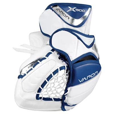 Vapor X900 Goal Glove (Bauer Vapor X900 Goalie Catch Glove - Intermediate)