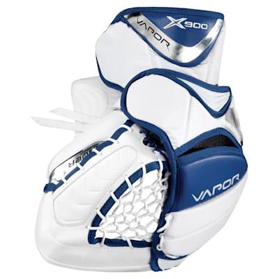 Vapor X900 Goal Glove (Bauer Vapor X900 Goalie Catch Glove - Senior)