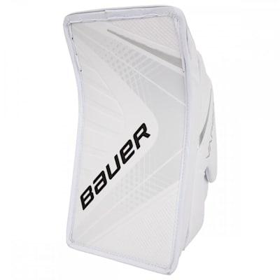 White/White (Bauer Vapor X900 Goalie Blocker - Senior)