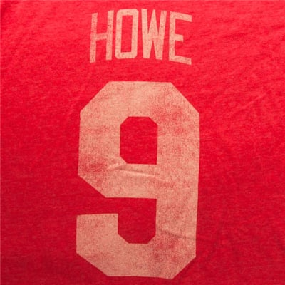 Howe Player Tee (Adidas Howe Player Tee - Mens)