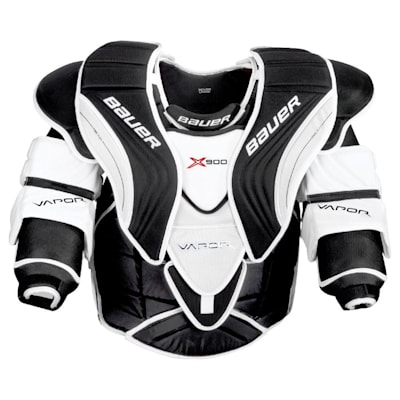 Vapor X900 Goal Chest Pad (Bauer Vapor X900 Goalie Chest And Arm Protector - Senior)