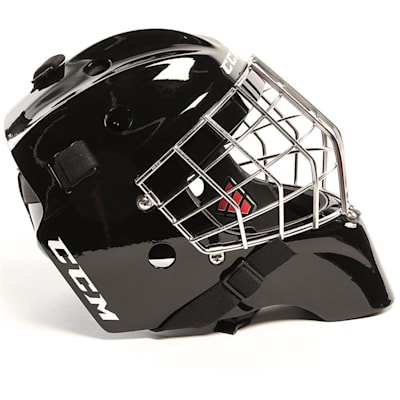1.9 Certified Goal Mask - Side View (CCM 1.9 Certified Goalie Mask - Senior)