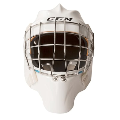Front View (CCM GFL Pro Certified Goalie Mask - Senior)