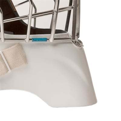 Chin View (CCM GFL Pro Certified Goalie Mask - Senior)