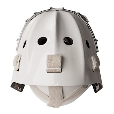 Top View (CCM GFL Pro Certified Goalie Mask - Senior)