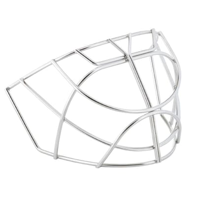Pro Non-Cert Goalie Cage (CCM Pro Non-Certified Hockey Goalie Cage)