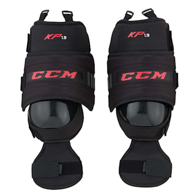 KP1.9 Goal Knee Protector (CCM KP1.9 Hockey Goalie Knee Guards - Senior)