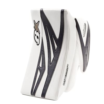 Gnetik 8.0 Blocker (Brians Gnetik 8.0 Goalie Blocker - Senior)