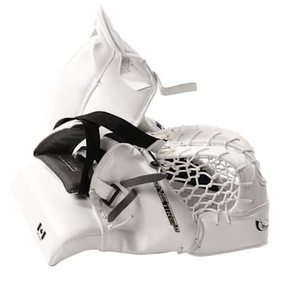 Gnetik 8.0 Catch Glove (Brians Gnetik 8.0 Goalie Catch Glove - Intermediate)