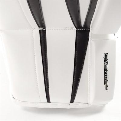 Gnetik 8.0 Leg Pads - Toe View (Brians Gnetik 8.0 Goalie Leg Pads - Intermediate)