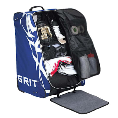Open w/ Equipment (Grit HTFX Hockey Tower Bag - Youth)