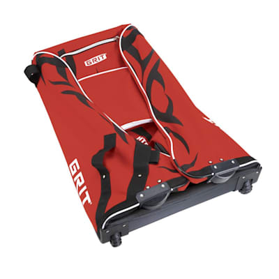 Folded Flat (Grit HTFX Hockey Tower Bag - Junior)