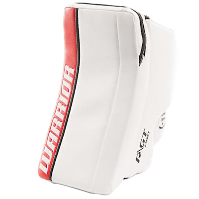Straight On (Warrior Ritual GT Pro Classic Goalie Blocker - Senior)