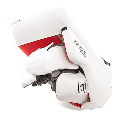 Fingers Angle (Warrior Ritual GT Pro Classic Goalie Blocker - Senior)