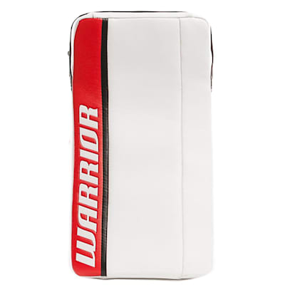 Front (Warrior Ritual GT Pro Classic Goalie Blocker - Senior)