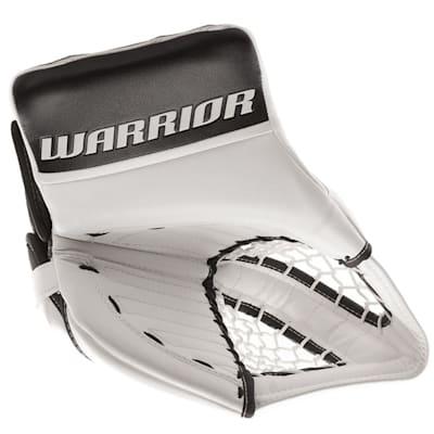 Straight On (Warrior Ritual GT Classic Goalie Catch Glove - Intermediate)
