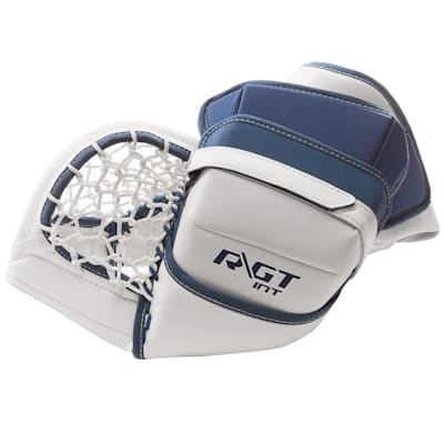 (Warrior Ritual GT Classic Goalie Catch Glove - Intermediate)