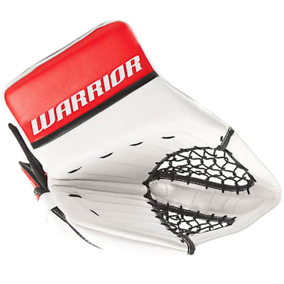 Straight On (Warrior Ritual GT Classic Goalie Catch Glove - Senior)