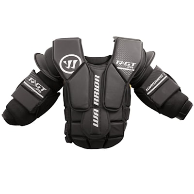 Front View (Warrior Ritual GT Goalie Chest And Arm Protector - Junior)