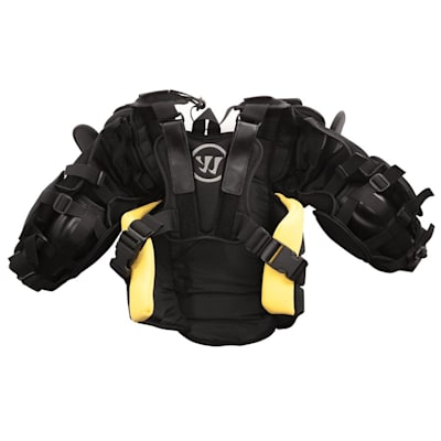 Back - Straight On (Warrior Ritual GT Goalie Chest And Arm Protector - Junior)