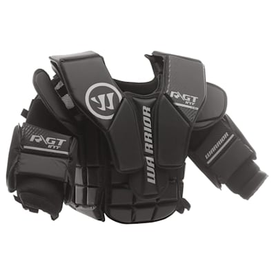 Front View - Angled (Warrior Ritual GT Goalie Chest And Arm Protector - Intermediate)